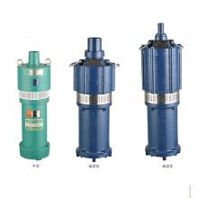 Q(D)系列多级潜水电泵
